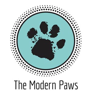 The Modern Paws Logo