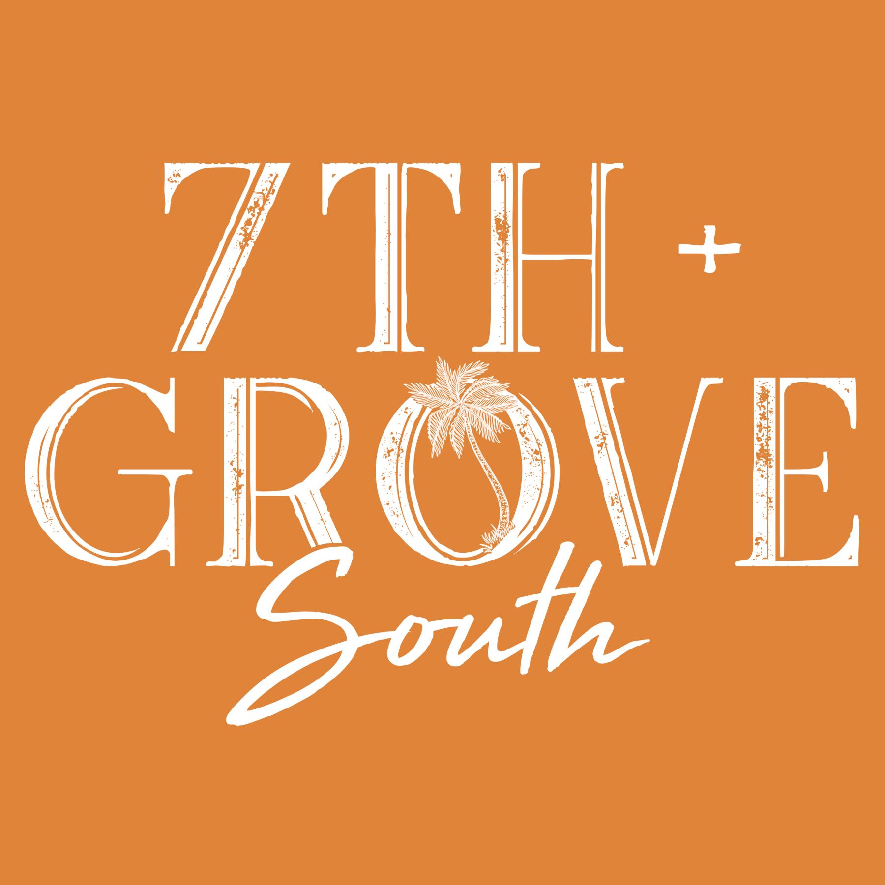 7th plus Grove South logo