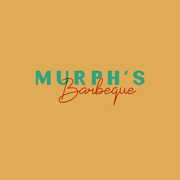 Murph's Barbeque restaurant logo